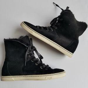 UGG Australia Croft fold over boots